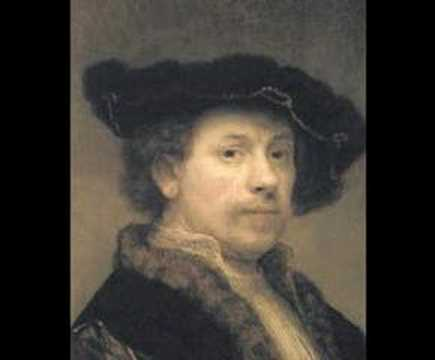 Rembrandt's Self-Portraits - YouTube