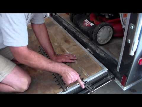 How To Sharpen and Adjust Stihl Hedge Trimmer Blades - YouTube