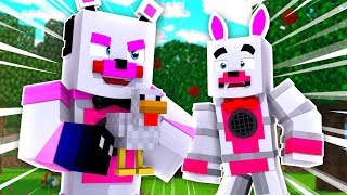 Funtime Foxy's Worst Fear ?!   Minecraft FNAF Roleplay