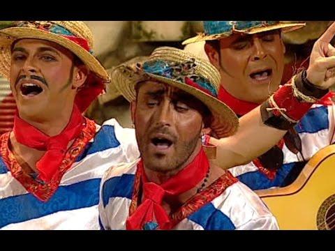 Comparsa. La Serenissima CUARTOS | Actuación Completa | Carnaval de Cádiz 2012