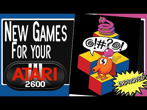 New Games for your Atari 2600 part 25 |