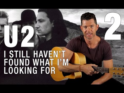 I Still Haven\'t Found What I\'m Looking For\' by U2 - Part 2 ...