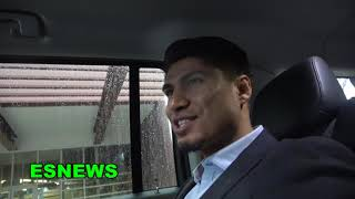 Robert Garcia Why Tyson Fury Went With Top Rank EsNews Boxing