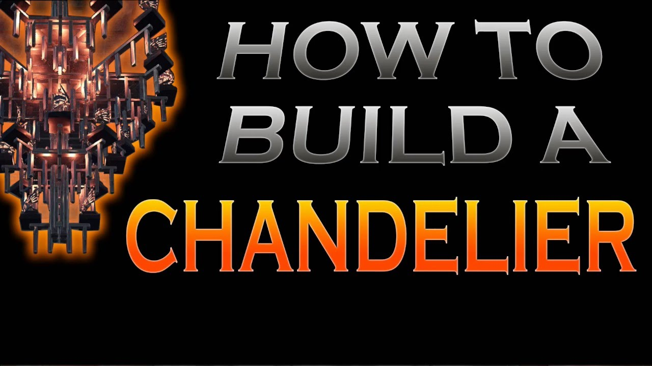 How to build a chandelier in ark youtube how to build a chandelier in ark arubaitofo Choice Image