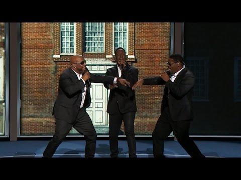 Boyz II Men rock DNC opening night