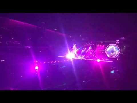 Paradise - Coldplay @ Allianz Stadium - Sydney - 13/12/2016