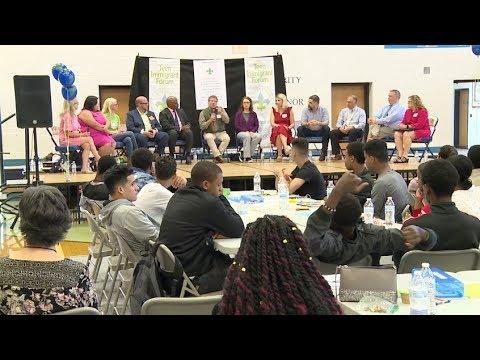 Iroquois High School - Teen Immigrant Forum