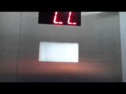 FAST Otis/Montgomery Kone?? Traction Elevator At Destination Maternity In NYC