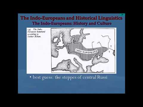 The Indo Europeans And Historical Linguistics