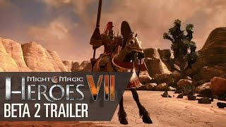Might u0026 Magic Heroes VII《魔法門之英雄無敵 7》Beta #2 封測預告片 / Beta #2 Trailer [中文字幕] - Ubisoft SEA