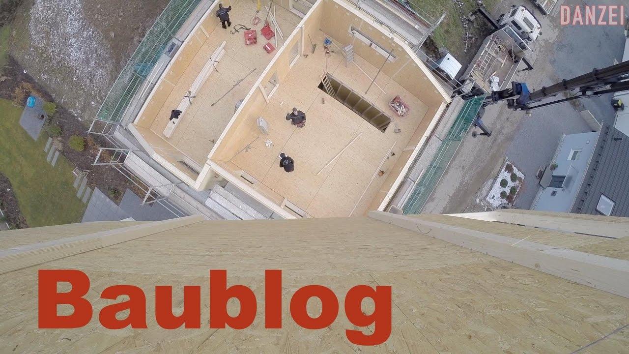 Unser Petershaus Folge 8   Aufbau Obergeschoss Und Garage