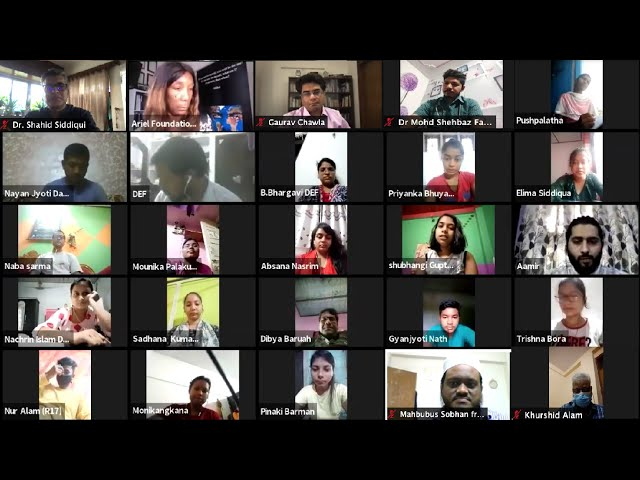 Global Discussion LIVE: Doctors Without Borders FOR RURAL INDIA