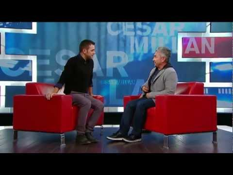 Cesar Millan on George Stroumboulopoulos Tonight: Interview