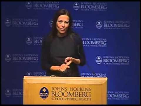 Child Trafficking Symposium: Dina Habib Powell