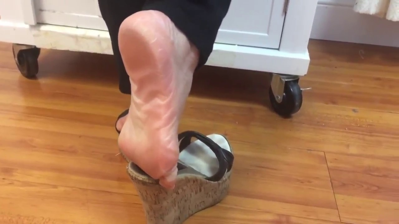 Mature Soles in Wedges - shoeplay