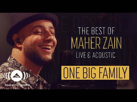 Maher Zain - One Big Family ( Acoustic )