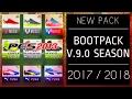 PES 2013 Big Bootpack v9.0 For Season 2017/2018