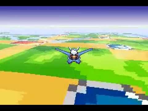 Soaring In The Sky - Pokemon Ruby (GBA)