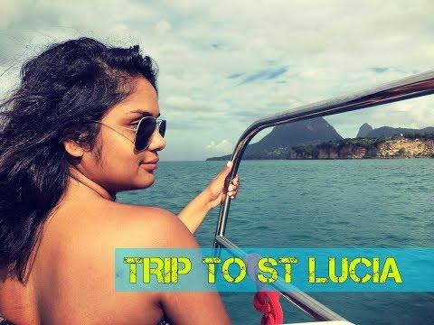 St. Lucia - Coconut Bay resort & Spa    Mani's trip