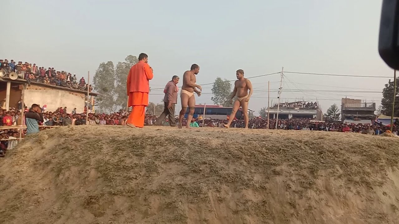 Nepal sher Nagendra thapa v/s Munnilal India ka sher | Rk productions mirchaiya