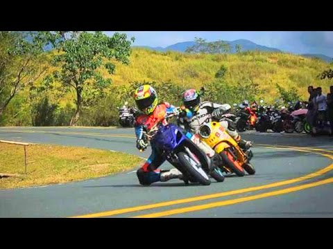 HD (17mins) FULL RACE VIDEO Public Road Racing: Mickey Mazo Vs Romer Corbe $20,000 Pot Money