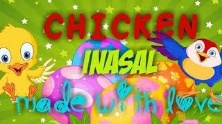 CHICKEN INASAL ||home made by love