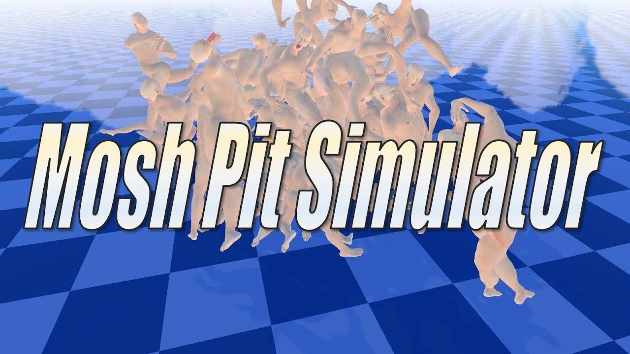 Image result for mosh pit simulator