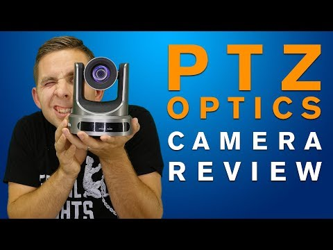 PTZOptics 20x-SDI Gen2 Review