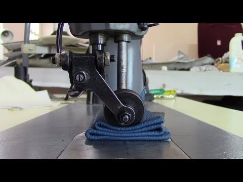 how to time a sewing machine
