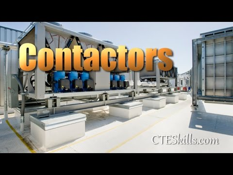 What is a Contactor in an HVAC System