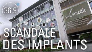 Scandale des implants défectueux