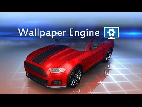 Wallpaper Engine on Steam.Обзор программы