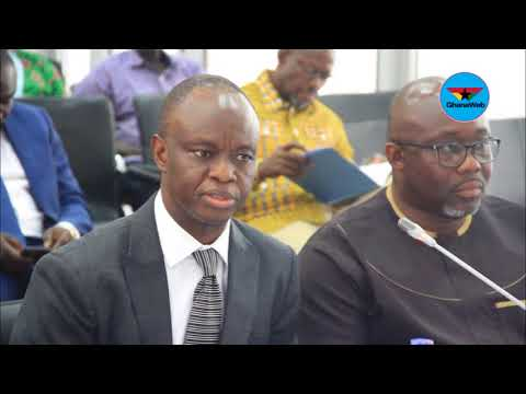 Highlights: National Communication Authority appears before Public Accounts Committee