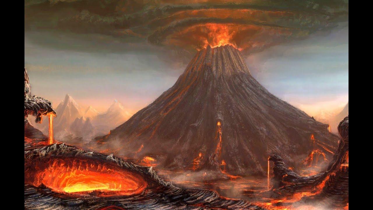 7 Letusan Gunung Terdahsyat di Dunia, Mengerikan - YouTube