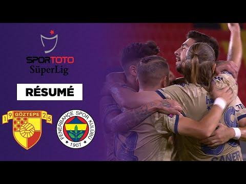 🇹🇷 Résumé - SüperLig : Fenerbahçe provisoirement leader !