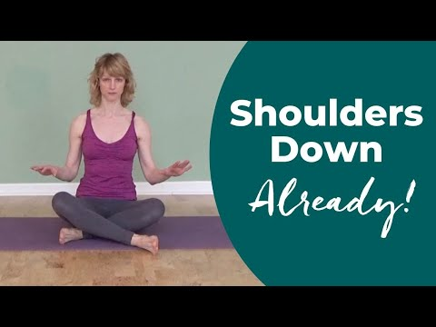 Enough Shoulders Down AlreadyPilates Encyclopedia