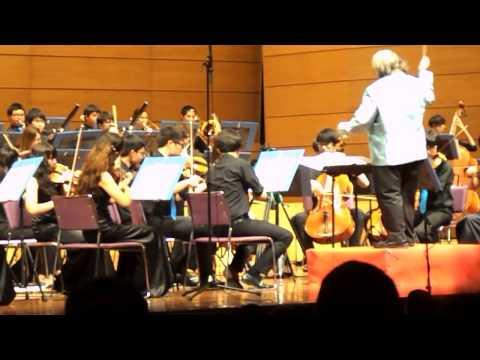 Siam Sinfonietta June 22,2014 ( Thailand Cultural Center Hall )