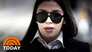 Wife Of Drug Lord El Chapo Arrested On Drug Trafficking Charges | TODAY