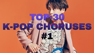 Video [ТОП-30 ПРИСТАВУЧИХ К-ПОП ПРИПЕВОВ#1|●|TOP-30 K-POP CHORUSES#1] download MP3, 3GP, MP4, WEBM, AVI, FLV Januari 2018