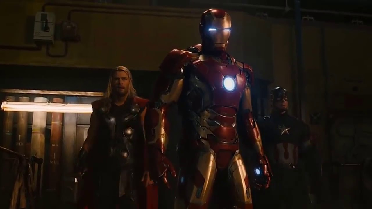 Download Avengers vs Ultron - Wanda Makes Hulk Rampage - Avengers Age of Ultron