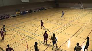 2015 札幌フットサルリーグ north  vs  sss