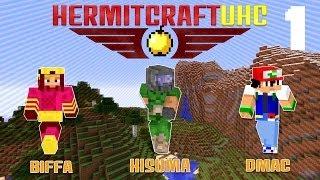 Hermitcraft UHC S1E1 - {Team Dmac Biffa Xisumavoid}
