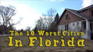 Video The 10 Worst Cities in Florida Explained download MP3, 3GP, MP4, WEBM, AVI, FLV September 2017