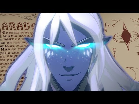 Aaravos's Secrets REVEALED - The Dragon Prince Theory