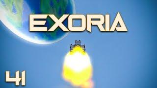 Exoria EP41 Advanced Rocketry Satellite To Space
