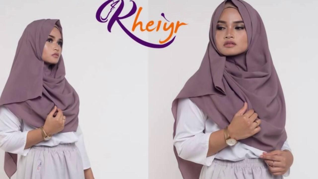 Model Hijab Pashmina Instan Terbaru