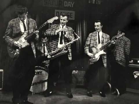 Johnny & Hurricanes - Corn Bread (Rare Alt. Stereo Version - 1960)