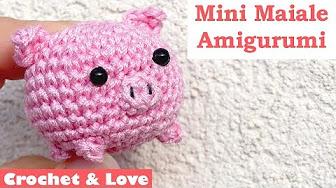 topolino schema gratis tutorial amigurumi crochet uncinetto ...   188x336