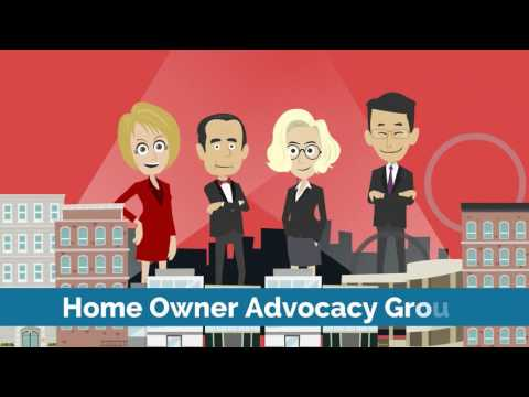 Homeowner Advocacy Group - Explainer Video