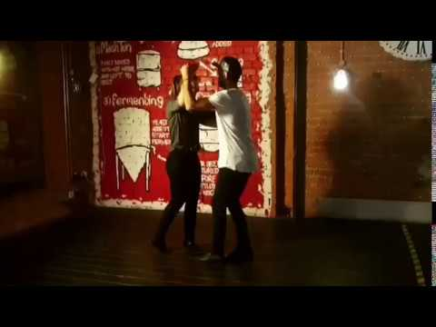 Routine Cuban Salsa with Mariano Hombre at Tiny Rebel Cardiff -  South Wales